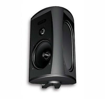 Definitive Black Outdoor Speakers