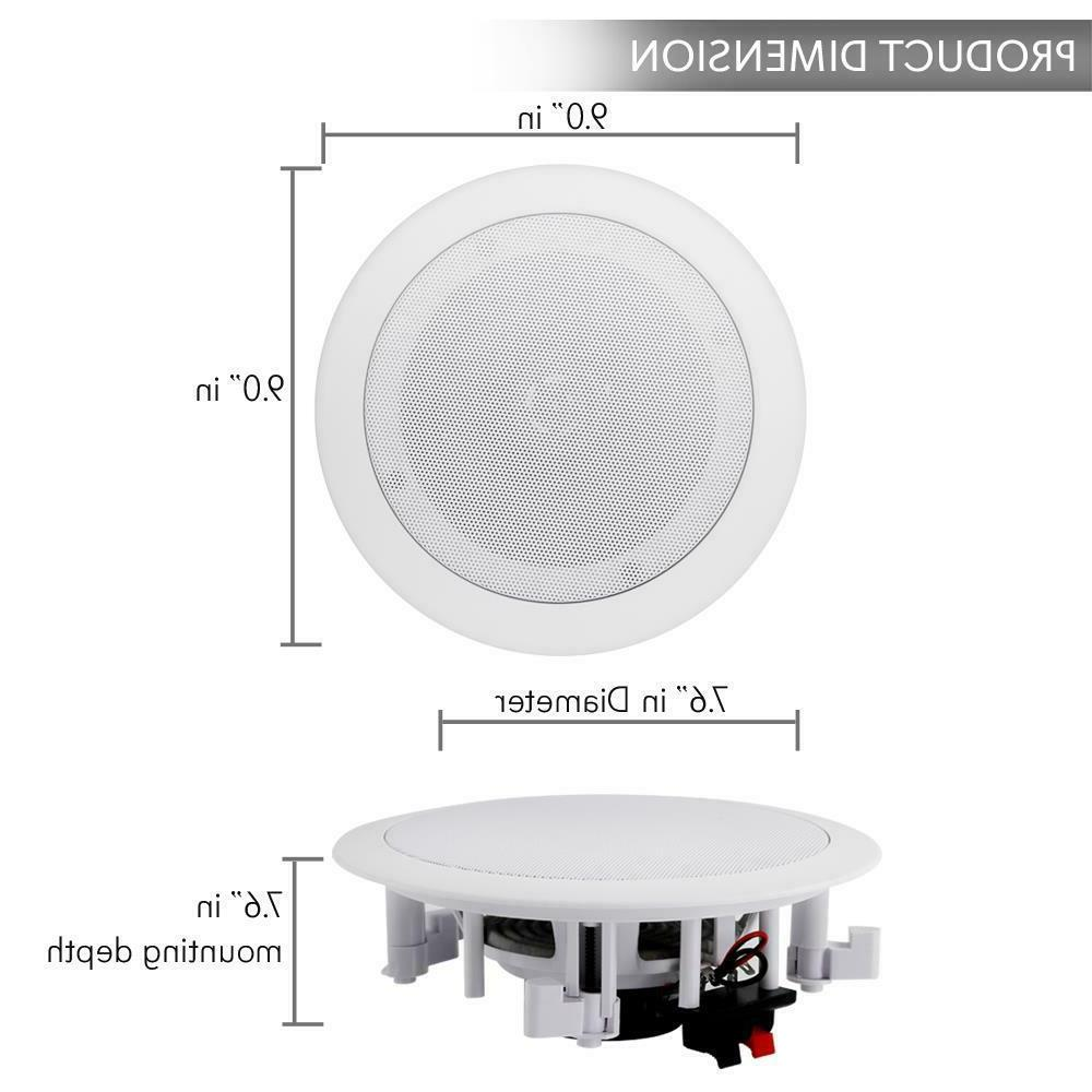 BLUETOOTH WALL SPEAKERS OUTDOOR
