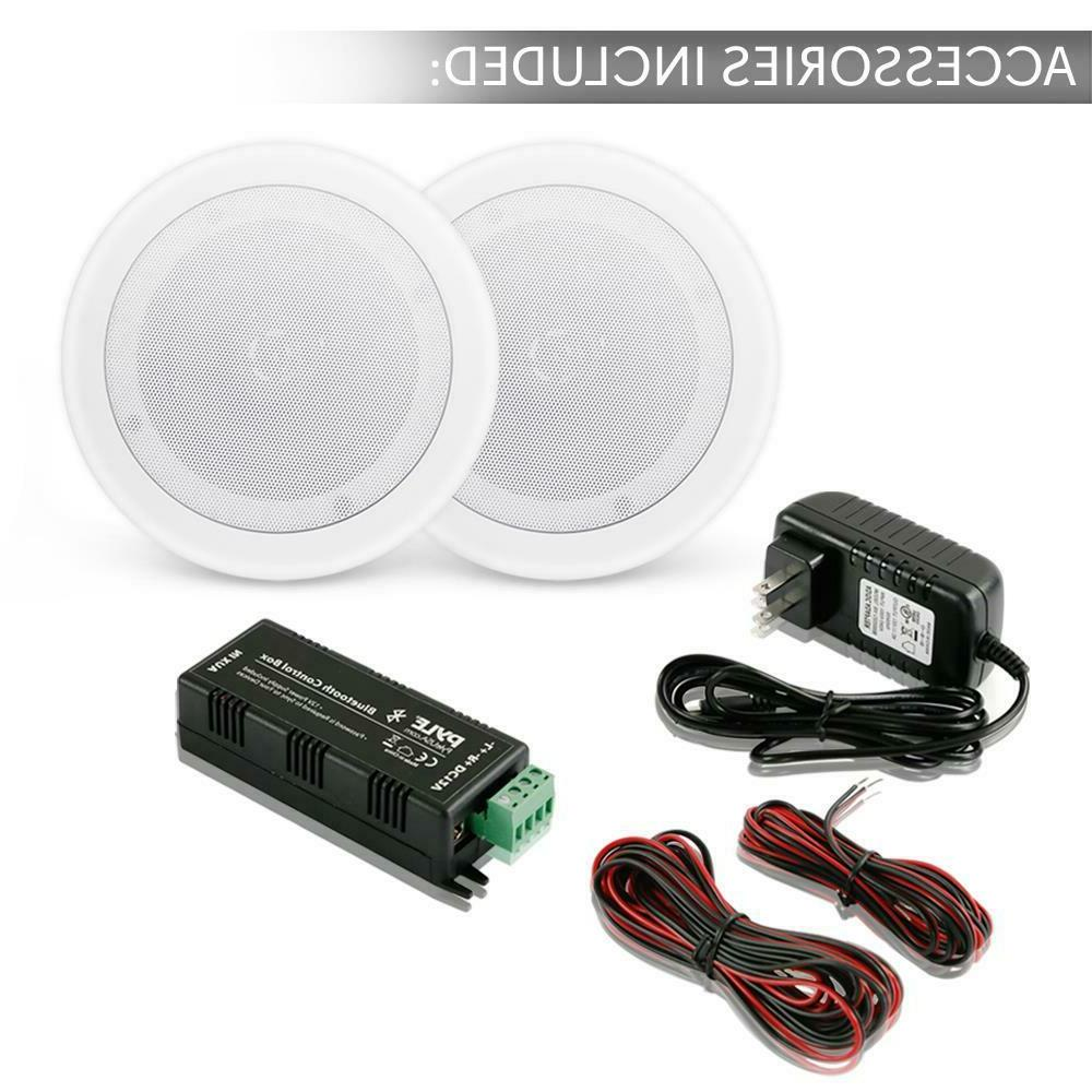 BLUETOOTH WALL SPEAKERS OUTDOOR SYSTEM