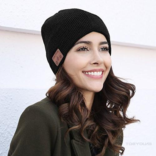 Enjoybot Knit Winter Hats with and Sports