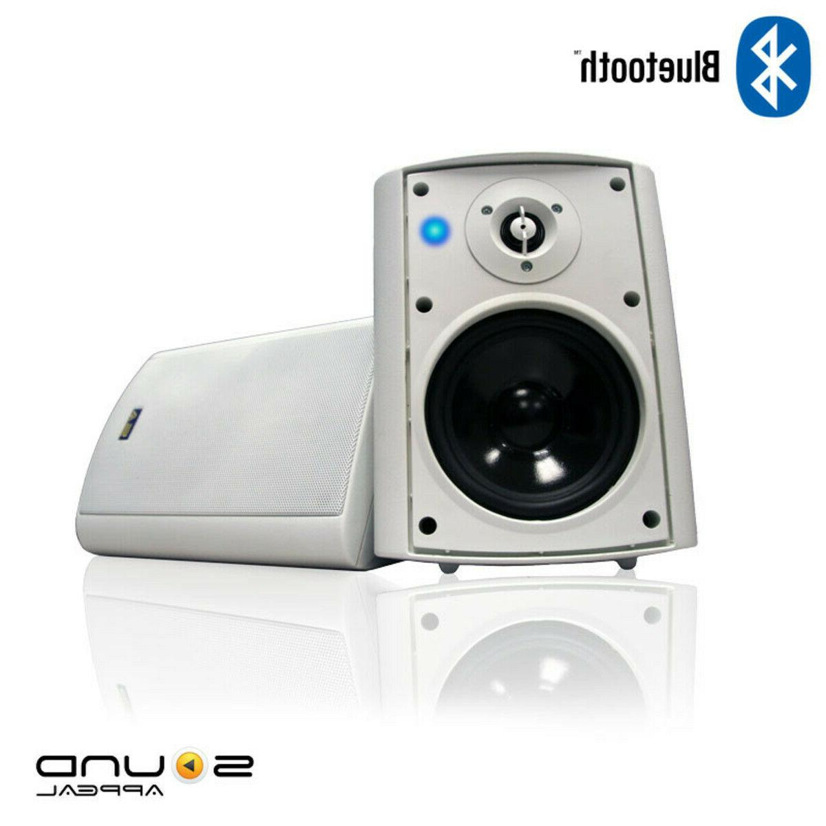 bluetooth indoor weatherproof patio speakers