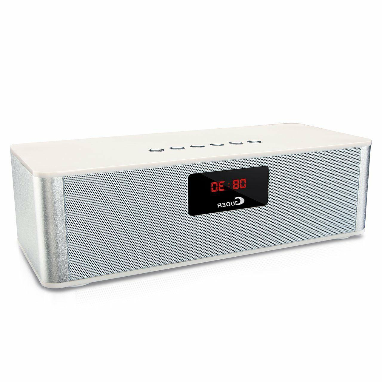 bluetooth speaker wireless outdoor portable with 8w