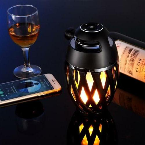 Bluetooth Outdoor Stereo Player Night Light