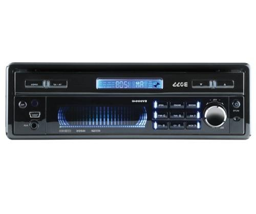BOSS Audio Single-Din 7-inch Touchscreen DVD/CD/USB/SD/MP4/MP3 with Remote