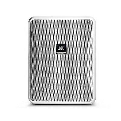 JBL Control 25 1 WH 5.25inch Two Way Vented Loudspeaker Whit
