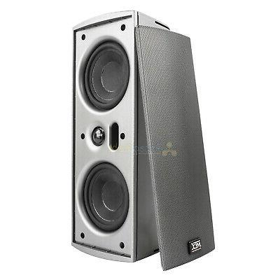 Dual Multi Speakers Outdoor Pack