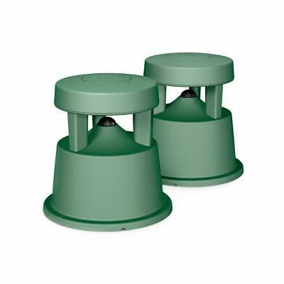 freespace 51 outdoor in ground speakers green