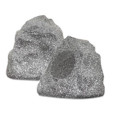 full range outdoor granite rock 2 speaker