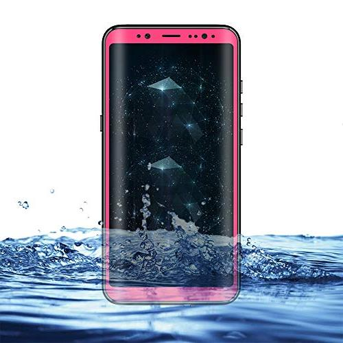 new style ac2ba 5be81 Eazewell Galaxy Note 8 Waterproof Case, Ultra Slim 100% Underwater Cover  Shockproof Snowproof Dirtproof Protective Skin Rugged Box for Samsung  Galaxy ...