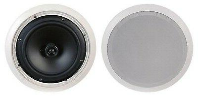 HOME HOUSE SPEAKERS- CEILING SPEAKERS W/SWITCHER
