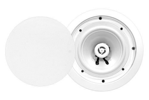 """8"""" Ceiling Speakers - Full Woofer System Design 55Hz-22kHz Frequency Response Watts Peak for Easy Pyle PWRC81"""