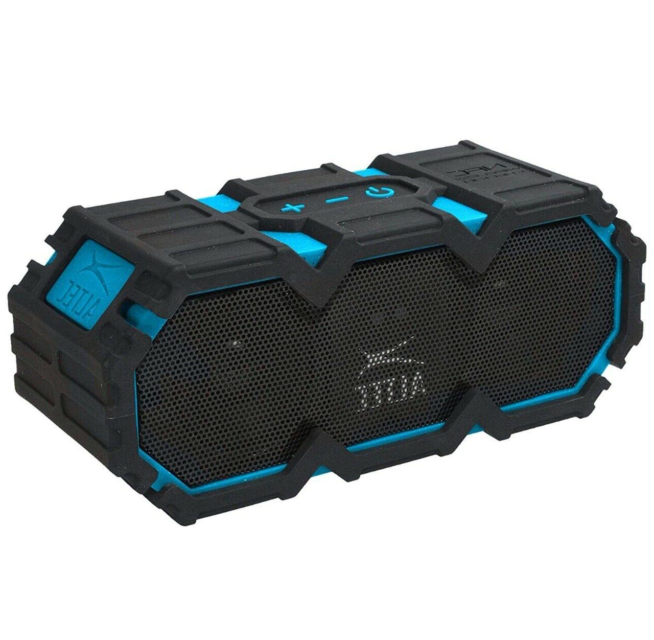 imw575 life jacket bluetooth speaker waterproof outdoor