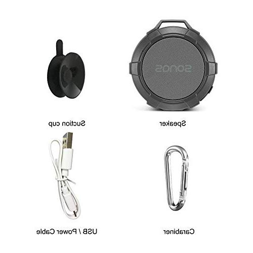Sonas Outdoor IPX5 Waterproof Bluetooth