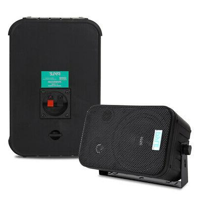 Pyle PDWR40B Waterproof Outdoor System,