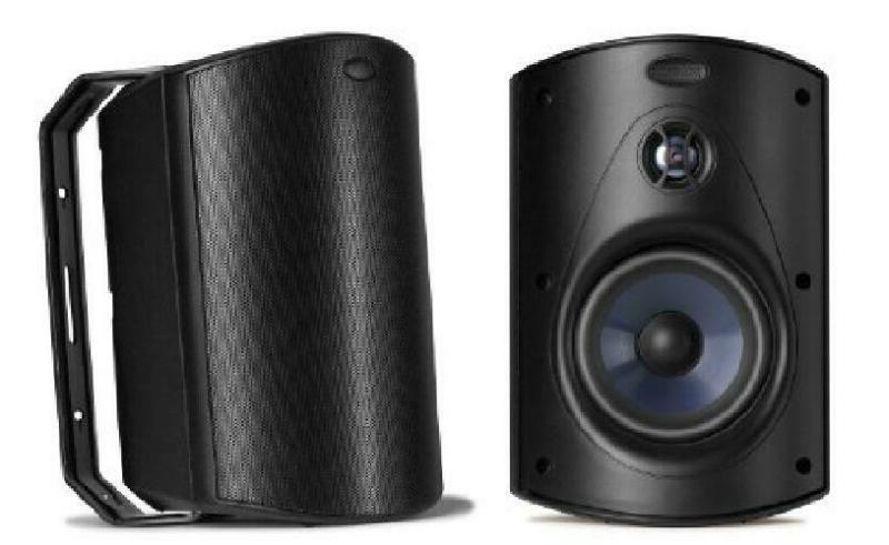 polk audio atrium 6 outdoor speakers