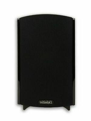 promonitor 800 bookshelf speaker single black