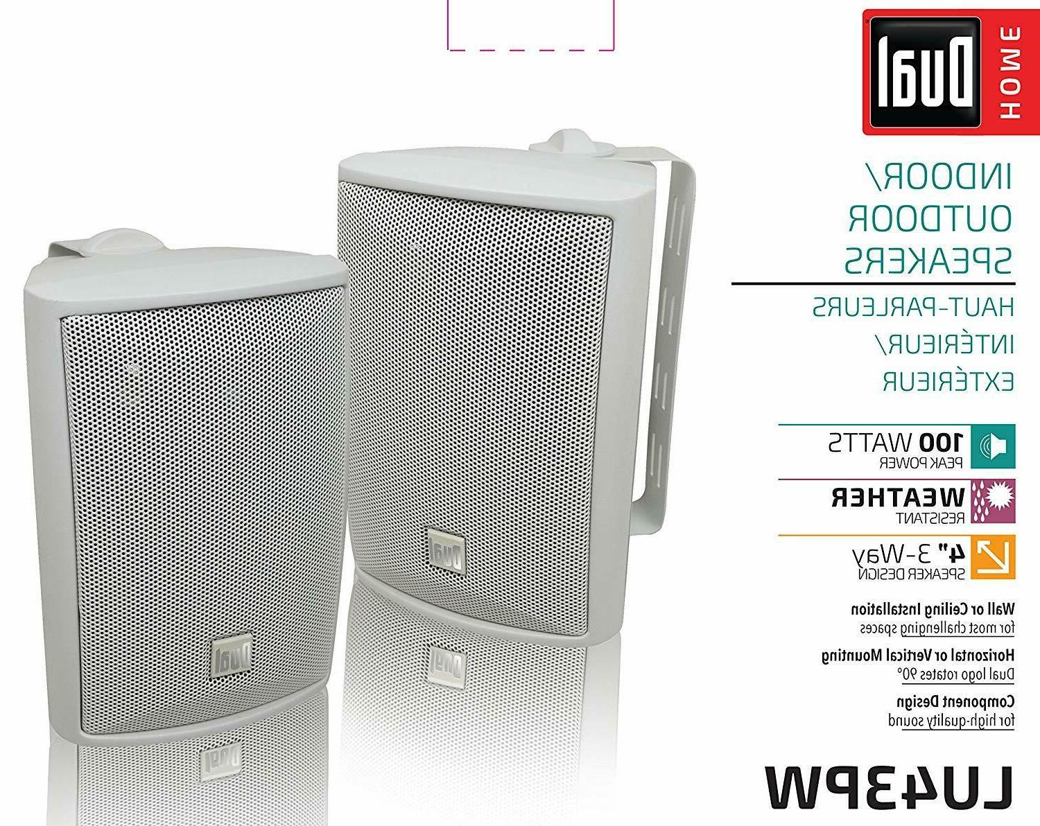 Small Speakers Stereo Home Theater