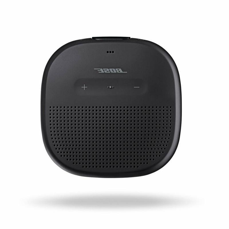 Bose Soundlink Micro, Portable Outdoor Speaker, (Wireless Bl