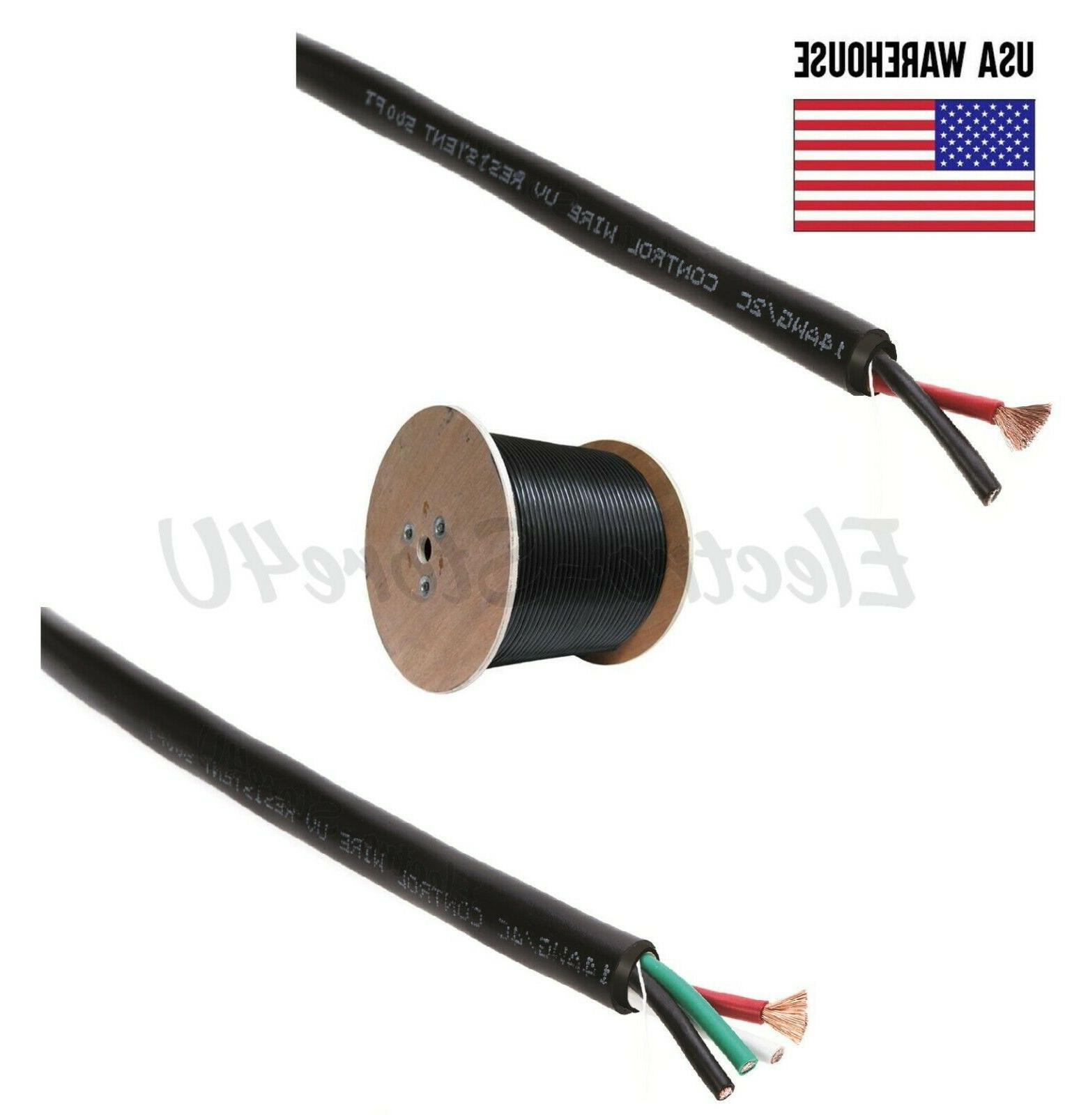 speaker wire cable 250ft 500ft outdoor uv