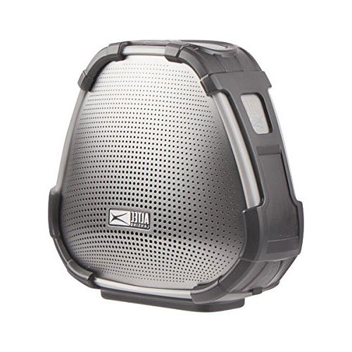 Altec Lansing VersA Portable Amazon Voice Assistant, Black and