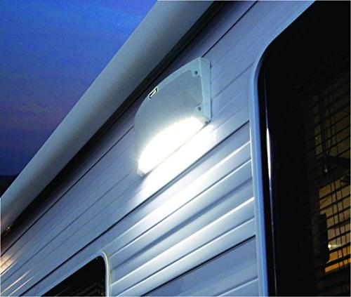 Weatherproof Deluxe with LED Light