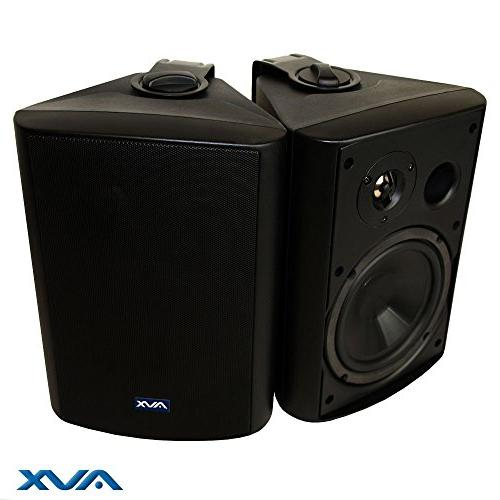 "6.5"" Outdoor weatherproof patio speaker by AVX Audio"
