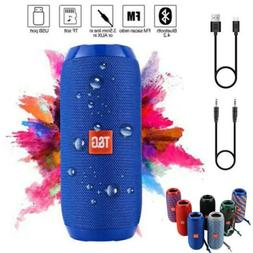 LOUD Bluetooth Speaker Wireless Waterproof Outdoor Stereo Ba