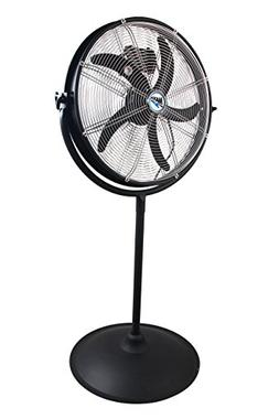 MaxxAir HVPF 20-Inch OR Pedestal Fan