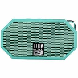 Altec Lansing Mini H20 2 Rugged Bluetooth Speaker - Mint Gre