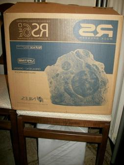 new rs6si pro outdoor rock loudspeaker speaker