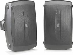 Yamaha NS-AW150BL 2-Way Indoor/Outdoor Speakers  - Wired