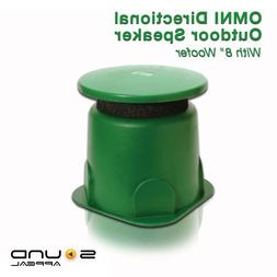 Omni 360 degree Outdoor 8.0 speaker  by Sound Appeal