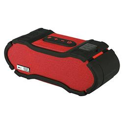 Altec Lansing Omni Jacket Speaker, Red