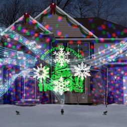 """Gemmy """"Orchestra of Lights"""" LED Projection Light Set with 3"""