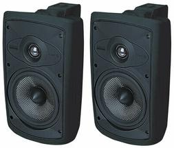 Niles OS5.5 Black  5 Inch 2-Way High Performance Indoor Outd