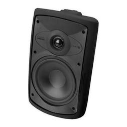 Niles OS6.3 Black  6 Inch 2-Way High Performance Indoor Outd