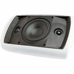 Niles OS5.3SI White  5 Inch Stereo Input 2-Way Indoor Outdoo