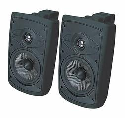 Niles OS6.5 Black  6 Inch 2-Way High Performance Indoor Outd