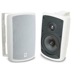 "Niles OS6.5 White 6"" Indoor Outdoor High Performance All Wea"