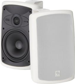 Niles OS7.3 White Indoor Outdoor Patio All Weather Speakers