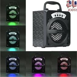 Outdoor Bluetooth Wireless Portable Speaker Super Bass with