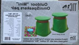 """Outdoor """"Mini"""" Omispeakers Pair TIC GS5 - 100W Compact O"""
