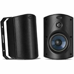 Outdoor Speakers Atrium 5 With Powerful Bass  - All-Weather