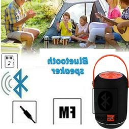 Outdoor Wireless Bluetooth Portable Speaker Radio MP3 Stereo