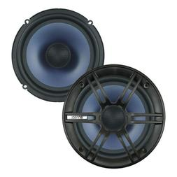 "Pair Enrock 6.5"" 150 Watt Coaxial Marine Outdoor Speaker"