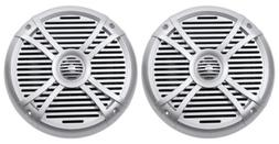 "Pair Rockville RMSTS80S 8"" 1000w Waterproof Marine Boat Spea"