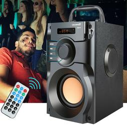 party outdoor bluetooth speaker large portable indoor
