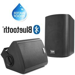 Patio Speakers Bluetooth Pair System Wireless Weatherproof I