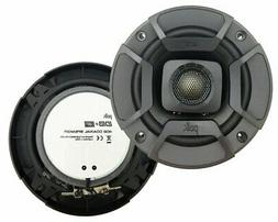 POLDB402 Polk Audio DB402 4-inch 135W Coaxial Speakers Black