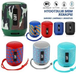 Portable Bluetooth Speaker Outdoor Wireless Loud Bass FM Rad
